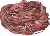 100g Sari SILK Ribbon Yarn Reddened Earth