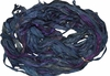 Sari SILK 100g Ribbon Yarn Royal Peacock