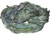 Sari SILK 100g Ribbon Art Yarn Sage