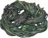 Sari SILK 100g Ribbon Yarn Sea Green Lavender