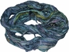 100g Sari SILK Ribbon Yarn Storm Cloud