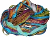 Sari SILK 100g Ribbon Art Yarn Tropical Holiday