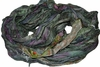Sari SILK 100g Ribbon Art Yarn Windsor Moss