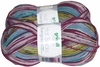 100g GERMAN Silky Self Striping SuperWash SOCK Yarn Hot Socks EverGreen Grundl 01