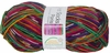 GERMAN Self Striping SuperWash SOCK Yarn Paris Grundl 06