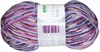 100g GERMAN Silky Self Striping SuperWash SOCK Yarn Rubin Grundl 03