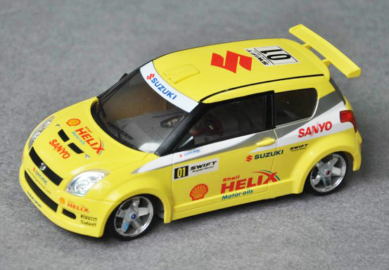 Firelap Mini Z Suzuki Swift Rc Model Cars Remote