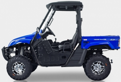 "BMS Ranch Pony 500cc UTV.  4 x 4 Shaft Drive. Automatic <b><font color=""red""><font size=""4"">""SPECIAL - FREE FULL CAB ENCLOSURE""</font></font></b>Save $399"