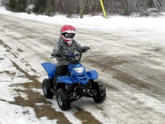 Coolster/Tao 110cc Youth Model ATV