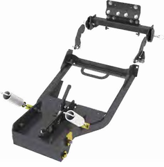 CYCLE COUNTRY POWERSPORTS ACCESSORIES - ATV PUSH TUBE WP2 FRONT MOUNT ARCTIC CAT - Lowest Price Guaranteed! FREE SHIPPING !