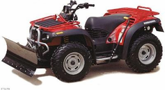 CYCLE COUNTRY POWERSPORTS ACCESSORIES - PLOW MOUNT KIT FOR YAMAHA - Lowest Price Guaranteed!