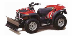 CYCLE COUNTRY POWERSPORTS ACCESSORIES - UNIVERSAL MANUAL LIFT FOR ARCTIC CAT - Lowest Price Guaranteed! FREE SHIPPING !