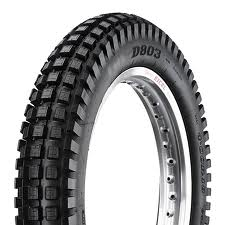 DUNLOP TIRES & WHEELS - DUNLOP D803 TRIALS REAR TIRE - Tires&wheels 2011 - Lowest Price Guaranteed! FREE SHIPPING !