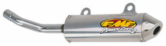 FMF POWER CORE 2 MOTO SERIES 2-STROKE SILENCER.   FREE SHIPPING!!!
