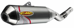 FMF Q4 SPARK ARRESTOR EXHAUST.  FREE SHIPPING!!!  110% PRICE GUARANTEE!!!!