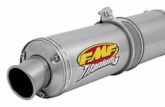 FMF TITANIUM 4 EXHAUST.  FREE SHIPPING!!!  110% PRICE GUARANTEE!!!