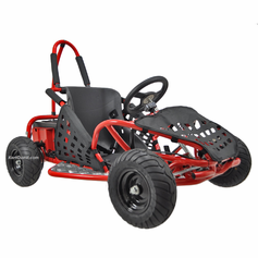 Kicker Electric Go Kart - 1000 Watts - 48 Volts - Speeds to 17mph!