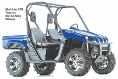 ITP YAMAHA 14 WHEEL KITS MUDLITE XTR - ITP 2012  -  Lowest Price Guaranteed! FREE SHIPPING !