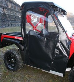J STRONG EK315 Zip Out Side Enclosure for TERYX UTV - FREE SHIPPING - Motobuys.com