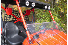 J STRONG EK332 / EK333 Folding Windshield for TERYX UTV - FREE SHIPPING - Motobuys.com