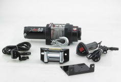 J STRONG Smittybilt XRC 3 Winch - FREE SHIPPING from Kartquest.com