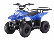 Jet Moto Deluxe 110 Youth ATV - Upgraded Shocks & Suspension - Upgraded Transmission