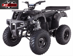 "Jet Moto Series Wrangler X-15 - 250 Sport / Utility Quad -NEW for 2016 with Larger 10"" Wheels."