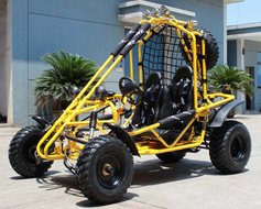 "YamoBuggy 200 Elite Rail Style -  Off Road Trail Buggy / Dune Buggy / Go-Kart  <b><font color=""red""><font size=""4"">BIGGER ENGINE</font></font></b>"