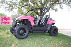 Scorpion 200 UTV Extended Model for Adults and Kids -