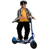 Pocket Bikes - Stand-up Power Scooters