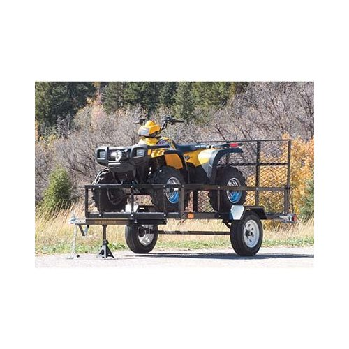 Tire Rack Coupon Code >> NorthStar Sportstar I Free Shipping - ATV and Utility Trailer with Ramp - Motobuys.com