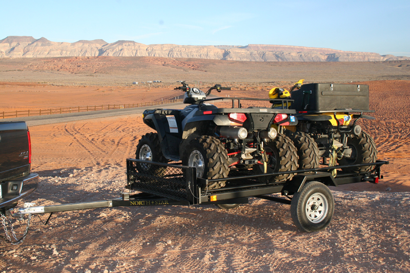 Tire Rack Coupon Code >> FREE DELIVERY North Star Trailer Sportstar II WG -ATV - Cargo - Utility