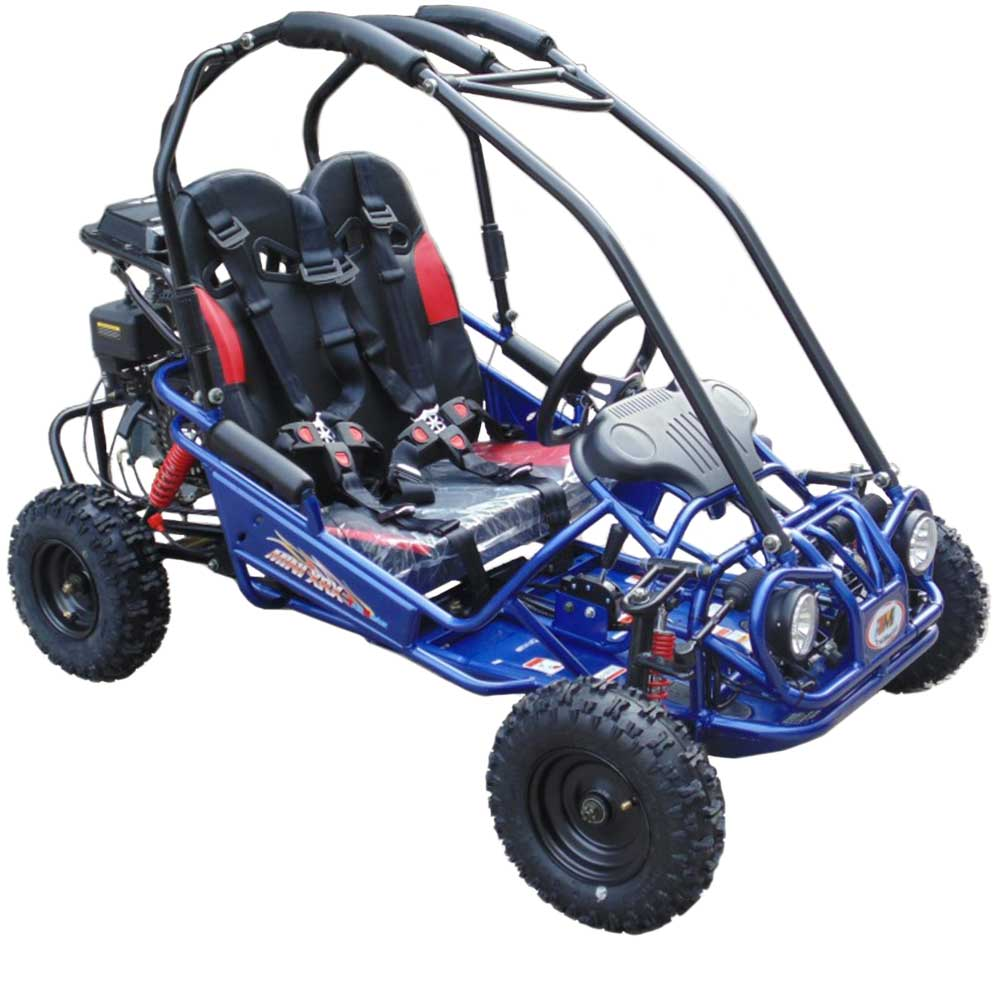 Utv Side By Side >> TRAILMASTER Go Kart - XRX Kids Mini Go Kart from Trailmaster