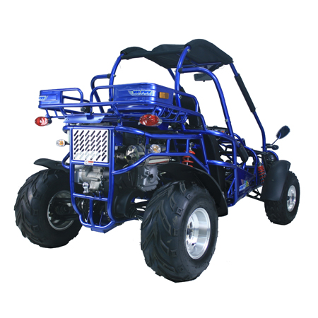 Trailmaster Go Cart Xrx 300gk 300cc Water Cooled