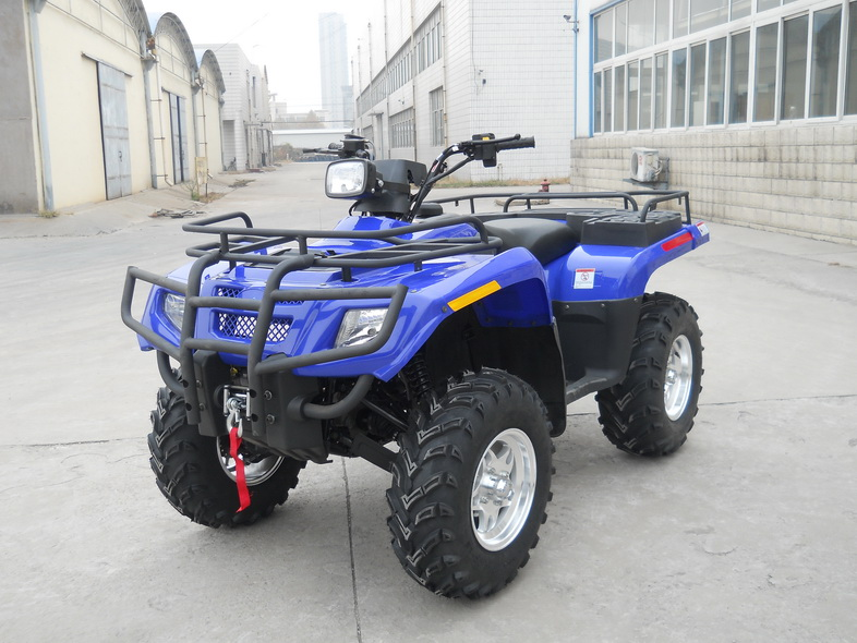 Venture 400cc 4x4 sport utility atv quad great for work or play snow