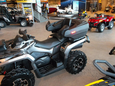 WES Touring for Can-Am Outlander Max 2013 - Atv Box - Fast Free Shipping -