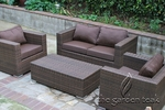 Coco All Weather Wicker Set