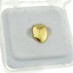 Gold Bottom Single Tooth