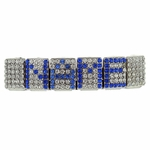 Blue Personalized Name Grillz