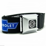Chevrolet Printed Seatbelt Belt