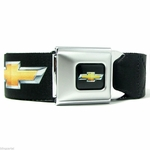 Chevrolet Yellow Seatbelt Belt