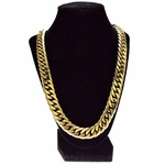 "30"" x 16MM Double Cuban Chain"