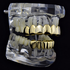 Gold 8/6 Teeth Best Grillz Set