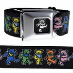 Grateful Dead Seatbelt Belt