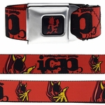 Insane Clown Posse Hatchetman Belt