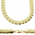 "Miami Cuban Gold Chain 24"" 10MM"