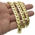 "Miami Cuban Gold Chain 30"" 12MM"