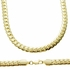 "Miami Cuban Gold Chain 24"" 8MM"