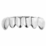 925 Silver Lower Grillz