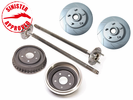 Sinister Approved Basic 5 Lug Conversion Kit for Ford Mustang 1979-1993